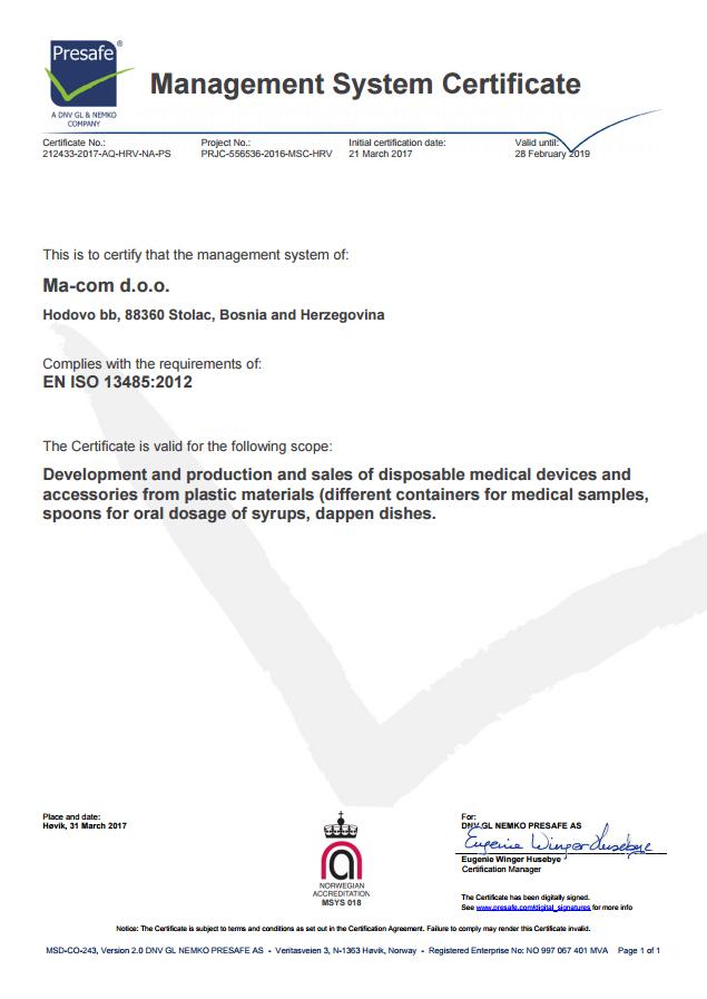 ISO 1348 Ma-com d.o.o.